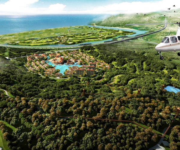 Hengqin Wellness Industry Park